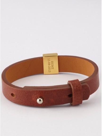 Men's Coordinates Bracelet