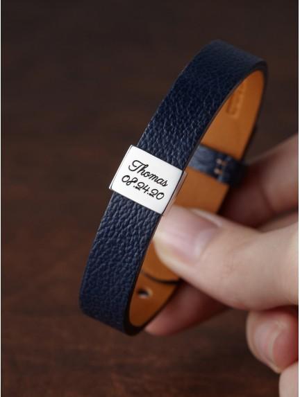 Dad Bracelet With Kids Names