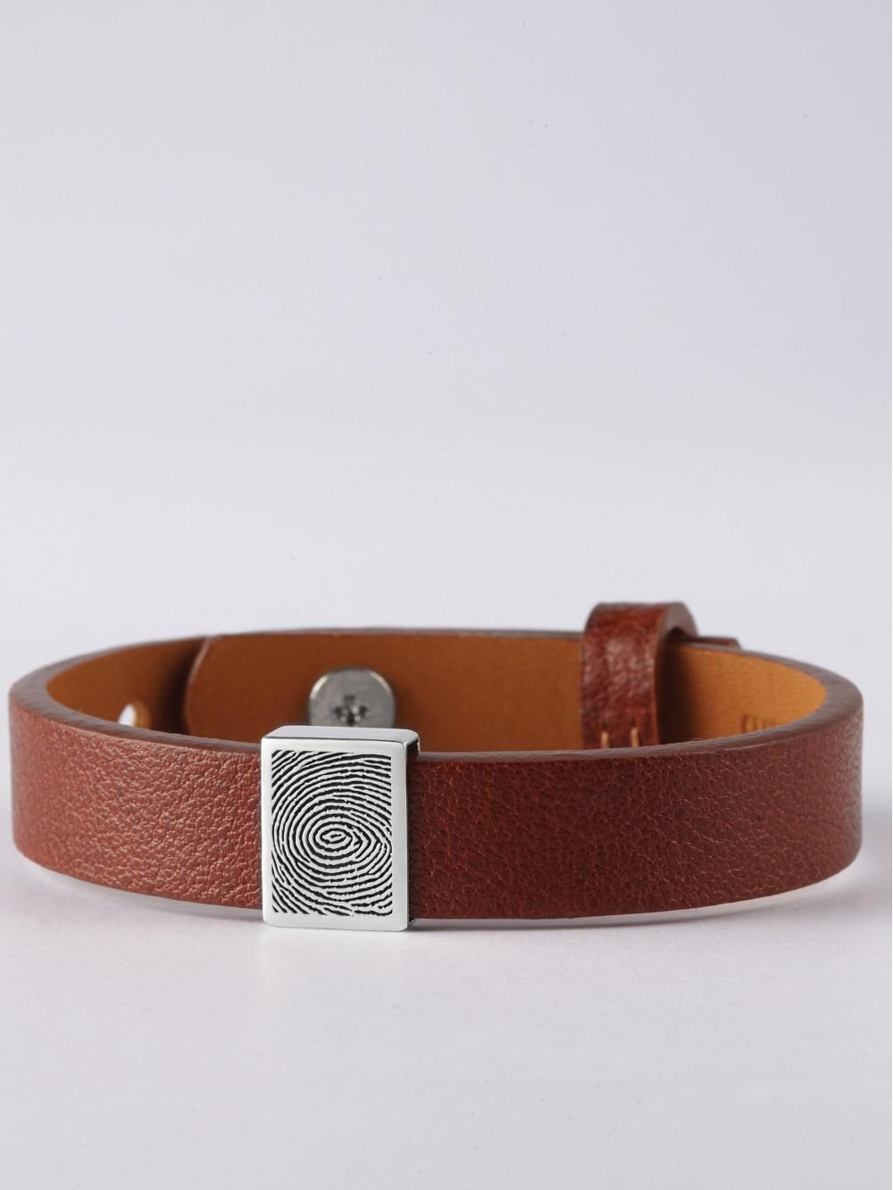 Fingerprint Band Bracelet