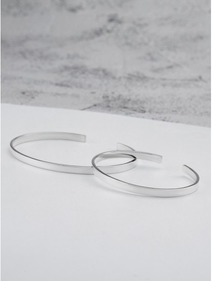 Hidden Message Couple Bracelets