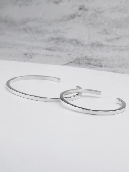 Secret Message Couple Bracelets