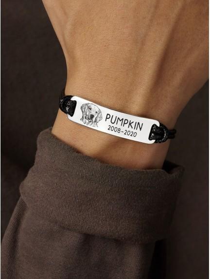 Pet Loss Bracelet