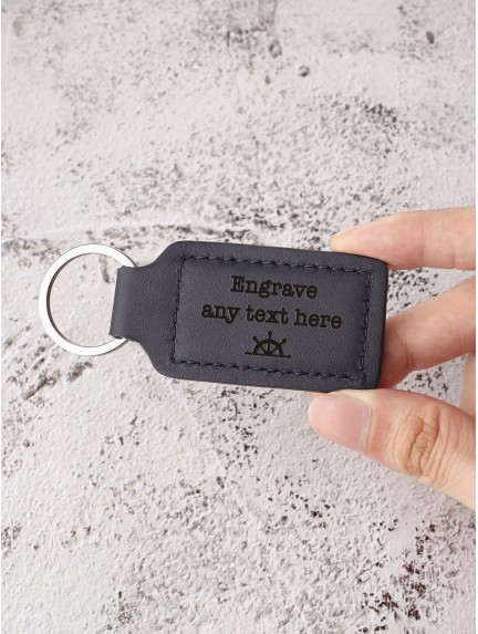 Personalized Keychain For Men