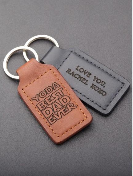 Gift Keychain You Are Family Christmas Yoda Best Podiatrist Ever