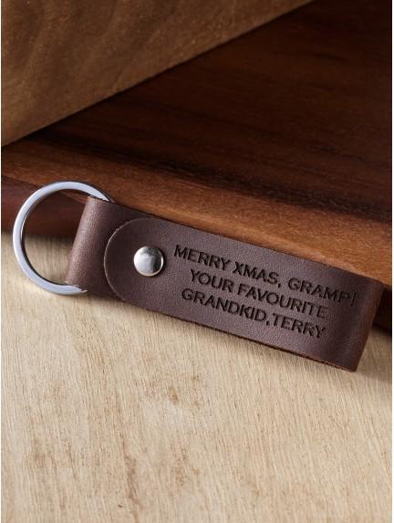 Personalized Grandpa Keychain - Star Wars YODA Best Grandpa