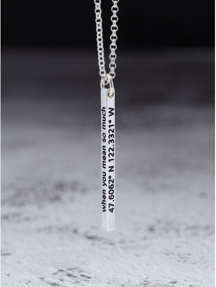Custom Necklace for Guys