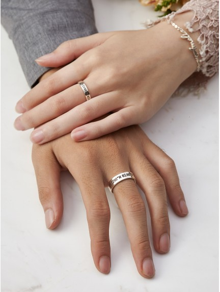 Couple Coordinates Rings