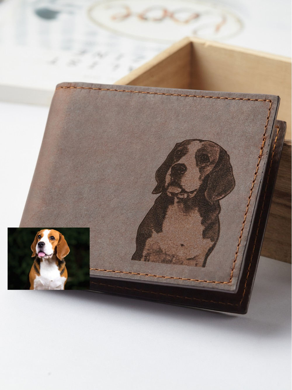Personalized Pet Picture Wallet